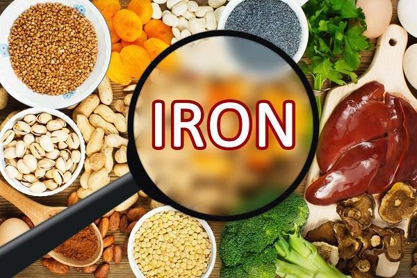 Nedostatek železa způsobuje únavu