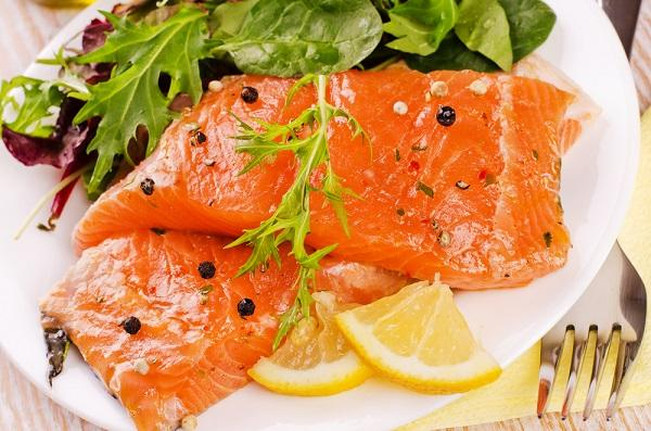 Zdraví prospěšný rybí tuk