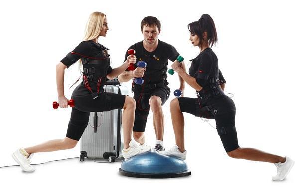 Elektromyostimulační tréning
