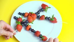 Ovoce a zelenina. Kamarádi na celý život