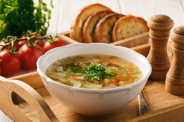 Jarní polévky s novou energií