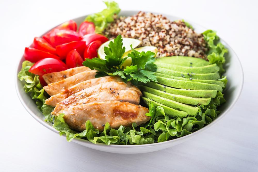 Kdo chce být zdravý a štíhlý, musí jíst. Jak si sestavit svůj zdravý talíř?