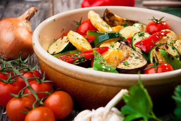 Rozmanitá příprava zeleniny obohatí jídelníček a podpoří zdraví
