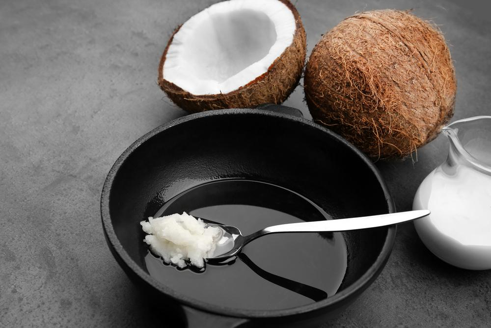 Jak to je s kokosovým olejem