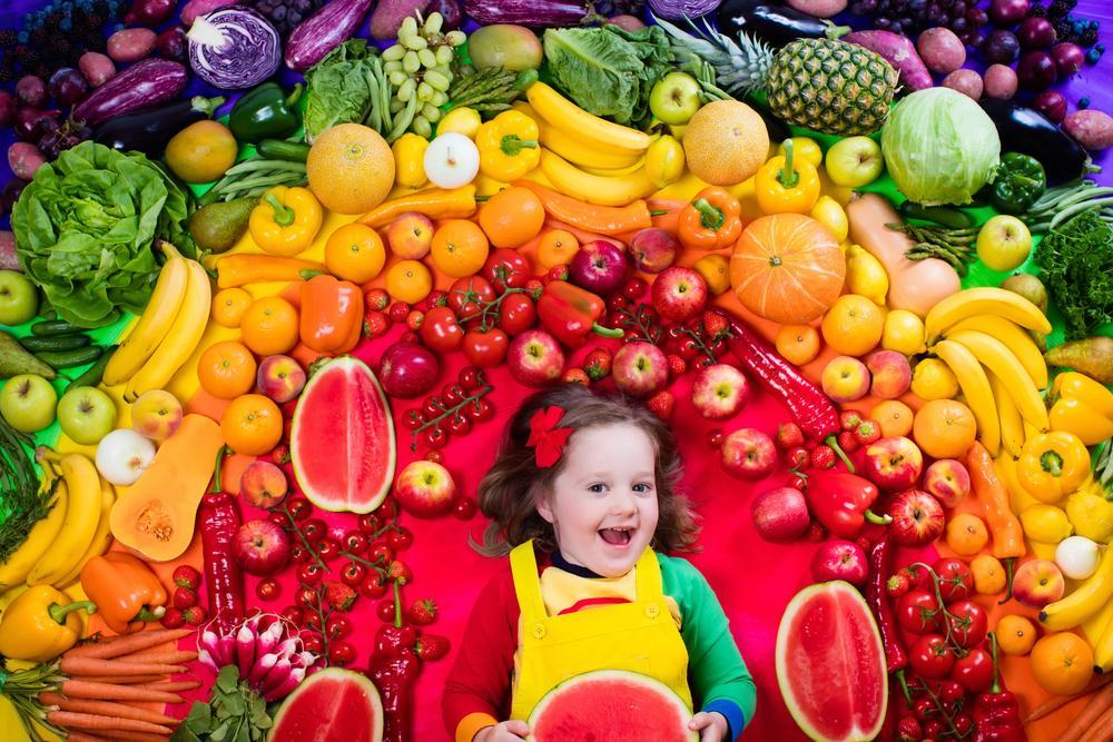 Jezte podle barev duhy aneb Antioxidanty v potravinách