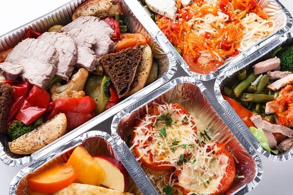 Krabičková jídla a diety