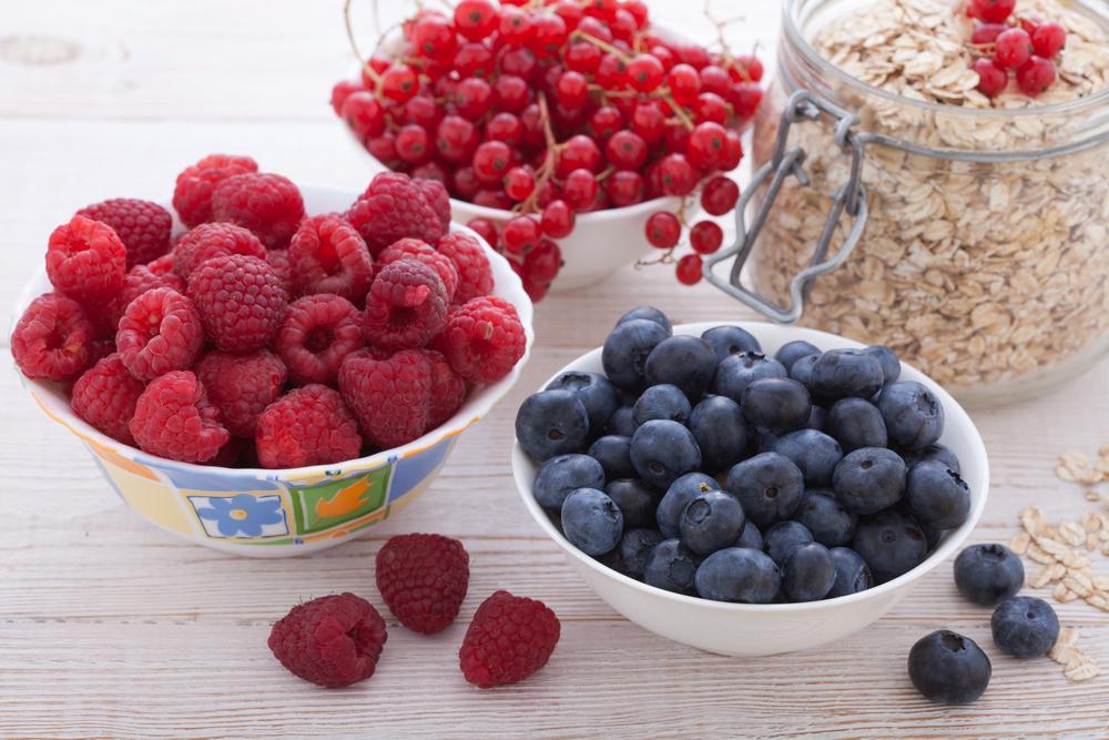 Drobné plody podporují zdraví velkou silou