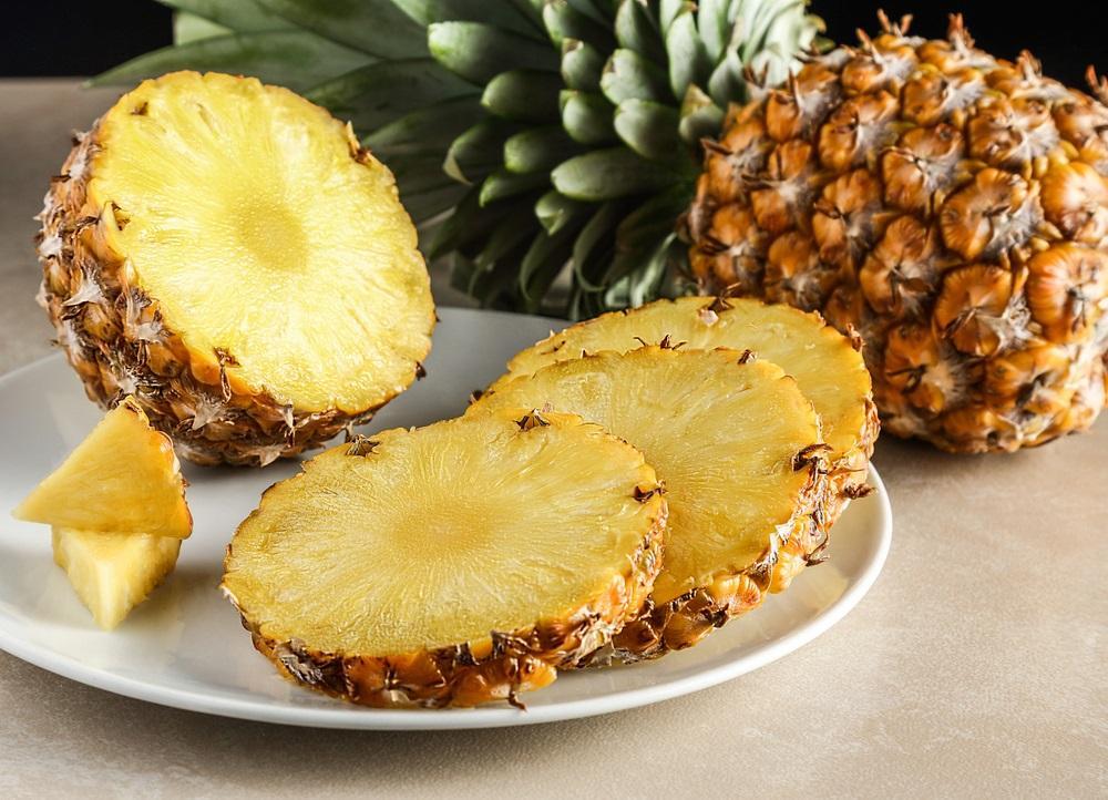 Ananas pro dobré trávení i proudění lymfy
