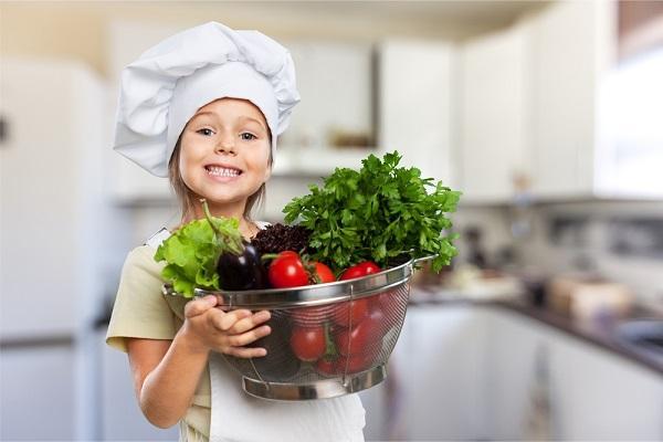 10 tipů pro zdravé stravování dětí