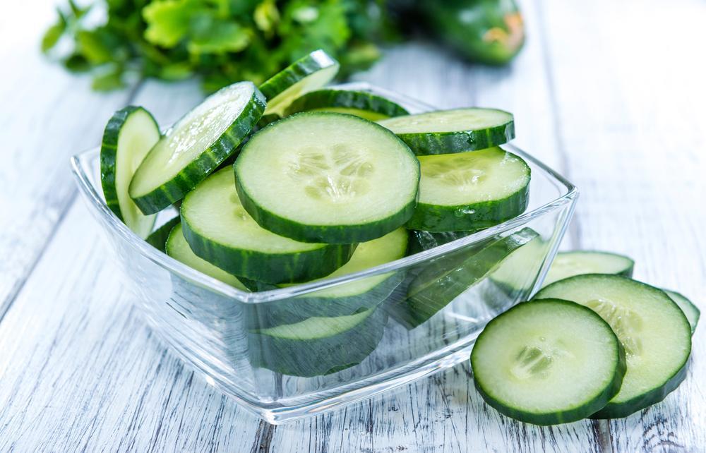 Ochlazující potraviny pro letní dny