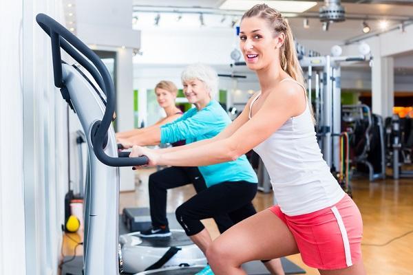 Vibrační plošiny zpevňují svalstvo a zrychlují metabolismus
