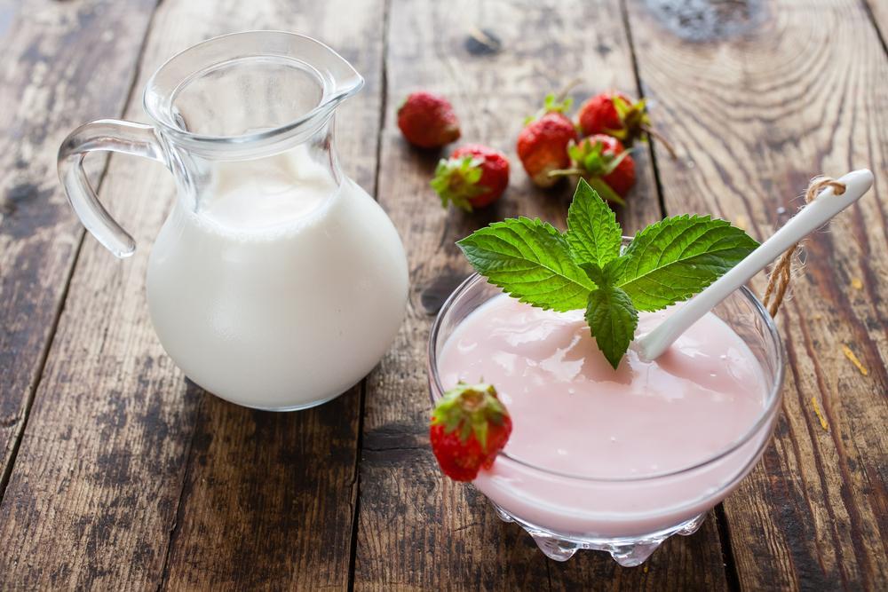 Mléko není voda, obsahuje živiny důležité i v dospělosti
