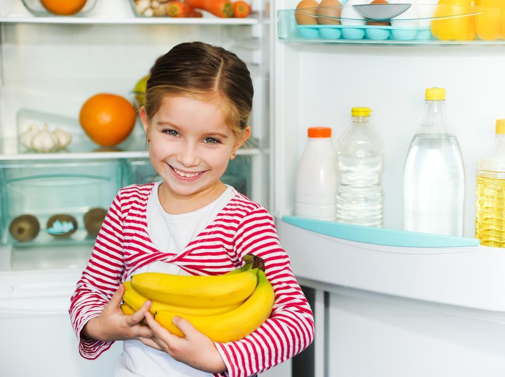 Co by měl najít školák odpoledne v lednici?