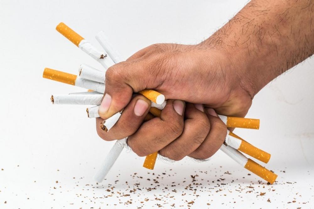 Přestat kouřit a netloustnout?
