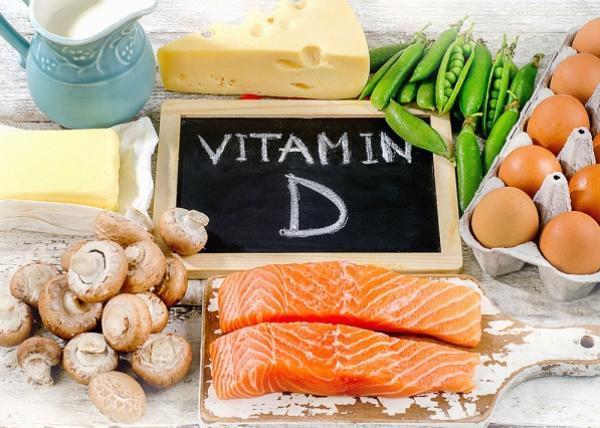 Vitamín D podporuje vstřebávání vápníku