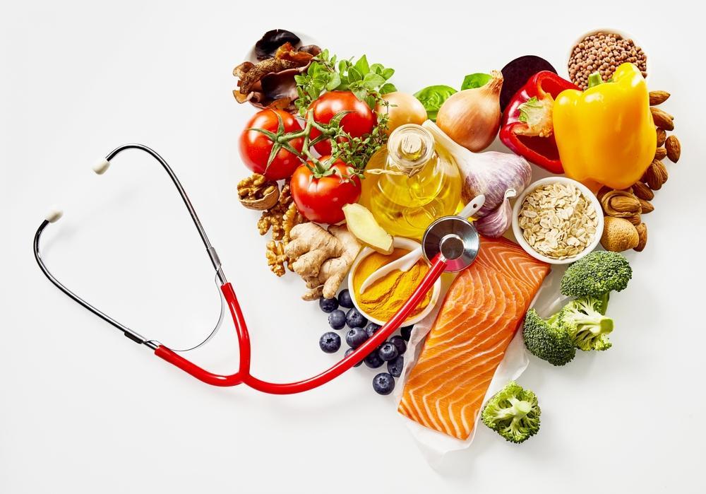 Potraviny posilující imunitní systém s příkladem jídelníčku