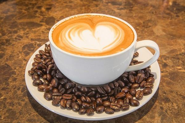 1. říjen - mezinárodní den kávy