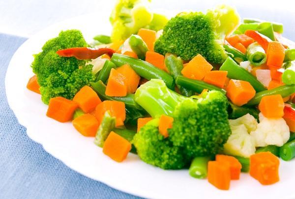 Jak vpašovat na talíř zeleninu