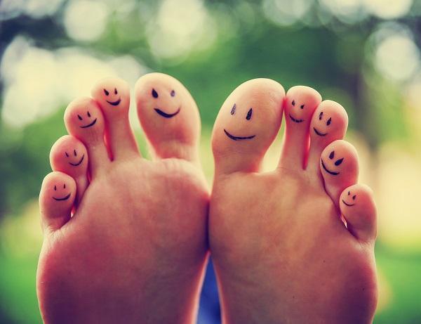 Barefoot, aneb zdravé chození na boso