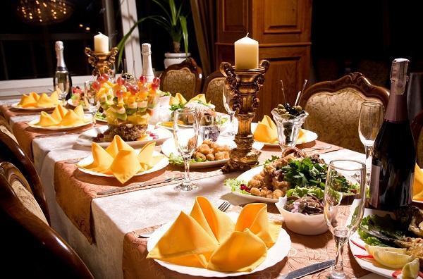 Večeři nevynechávejte