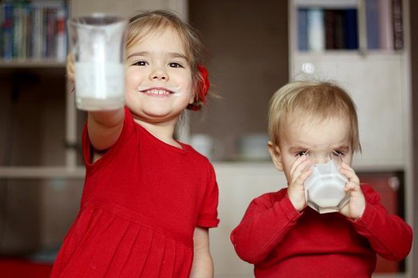 Náhrady mléka při alergii