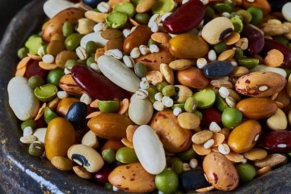 Luštěniny jsou bohatý zdroj sacharidů, bílkovin a vlákniny