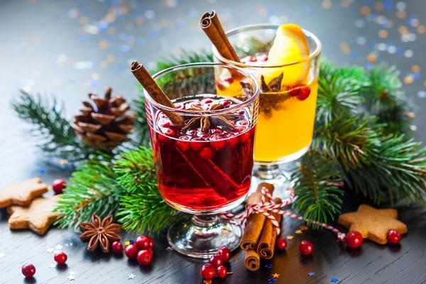 Svařák a jiné tradičně adventní nápoje