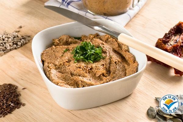 Semínková pomazánka aneb vhodné tuky ve studené kuchyni