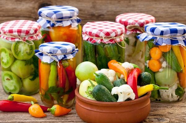 kvašená zelenina, probiotika, mléčné kvašení, fermentace