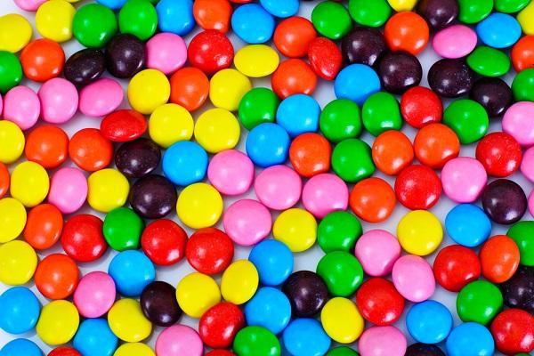 Bonbóny a jiné sladkosti