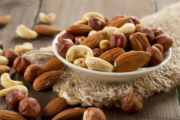 Ořechy jsou důležitou součástí jídelníčku