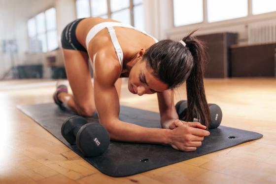 Tabata - cvičení pro náročné
