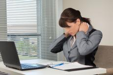 5 tipů na cvičení v kanceláři