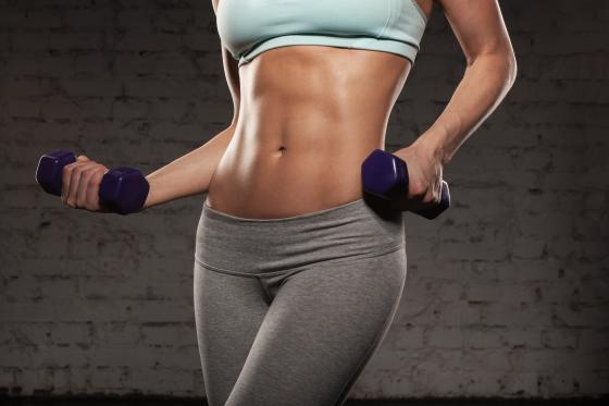 Silné břicho neznamená funkční