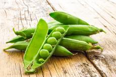 Je hrách zelenina, nebo luštěnina?