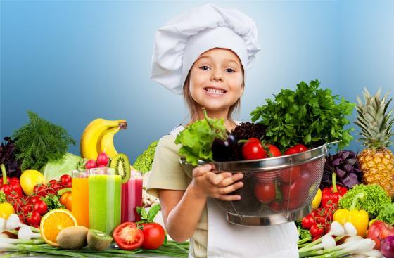 Výživa dětí – co nejvíce přirozených potravin