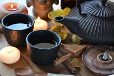 Pečený čaj pohladí a domov provoní