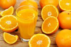 Vitamínová zásoba na zimu - pomeranče!