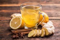 První čajová bylinková pomoc při nachlazení