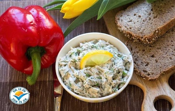 Recept: Makrelová pomazánka s ricottou