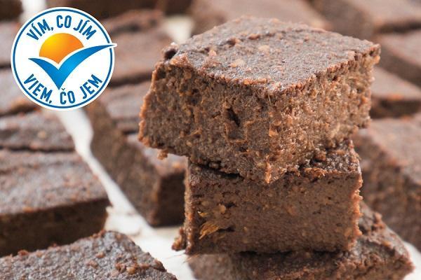Batátové bezlepkové brownies