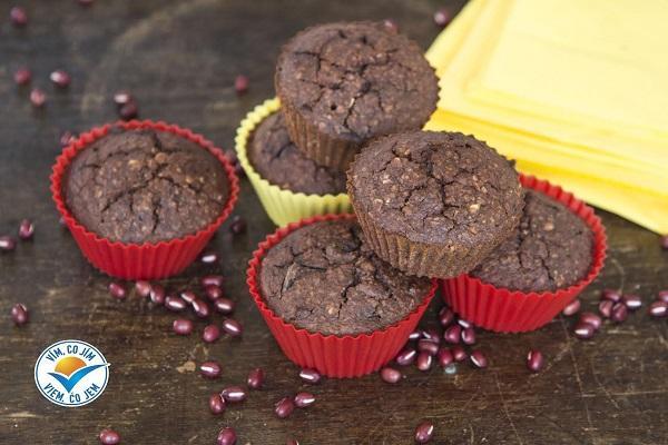 Fazolová muffiny