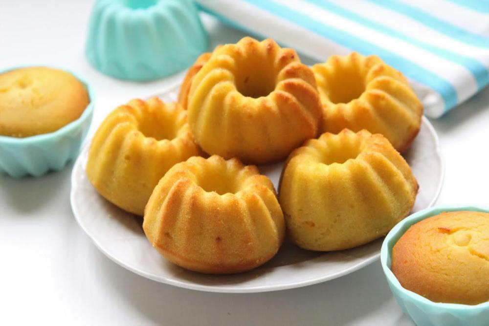Recept: Ricottovo kukuřičné bábovičky