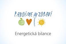 Fandíme zdraví - ENERGETICKÁ BILANCE