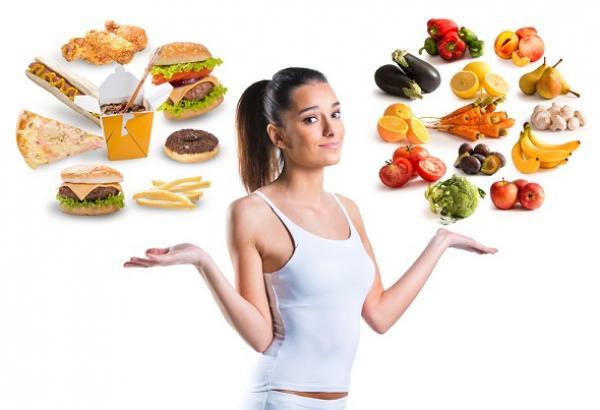 Sestavení zdravého jídelníčku